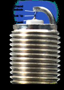 DENSO iridium spark plug
