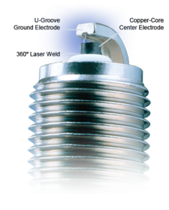 Denso U-Groove Spark Plug2