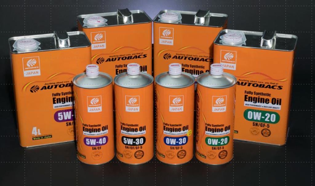 Autobacs Engine Oil